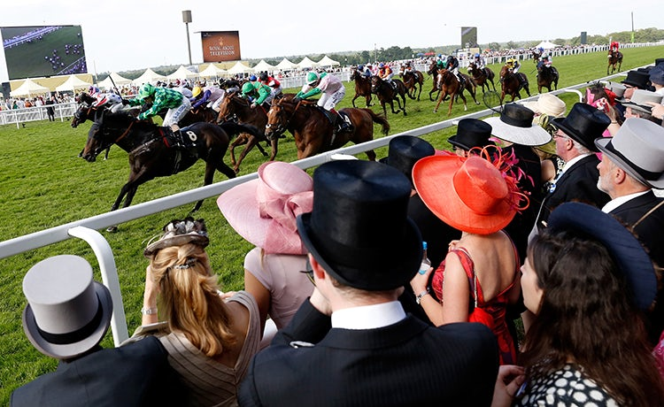 HM The Queen's Royal Ascot 2020