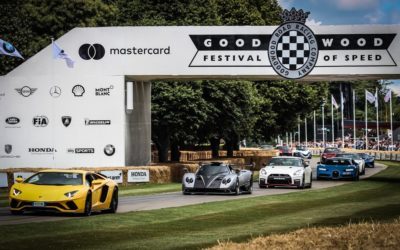 Goodwood Festival of Speed 2020