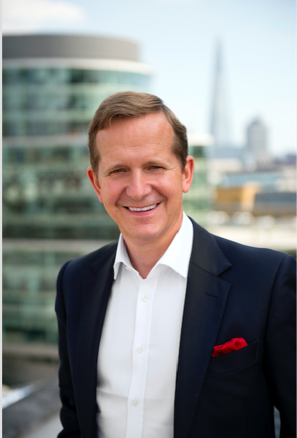 The Lunch Circle In Conversation with Jonathan Bowman-Perks MBE. (VIRTUAL)